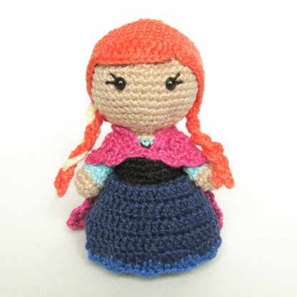 Toy Art Amigurumi Anna