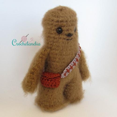 Toy Art Chewbacca Amigurumi