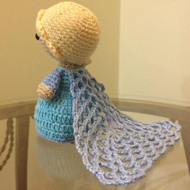Elsa by Rachel Oliveira