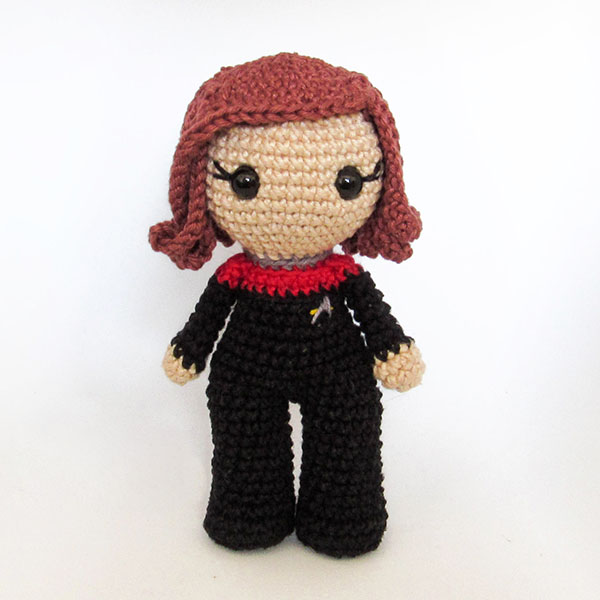 Cap. Kathryn Janeway