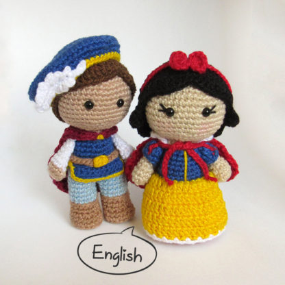 Snow White and Prince Florian