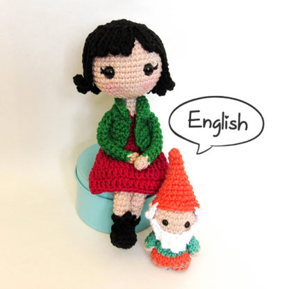 Amélie Poulain and Traveling Gnome
