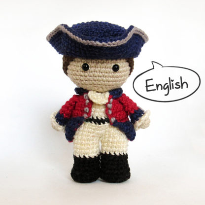 Lord John Grey, from Outlander