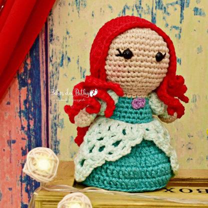 Ariel by Joyce Gomes