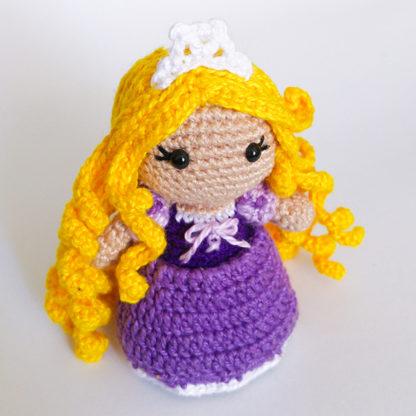PDF: Toy Art Rapunzel