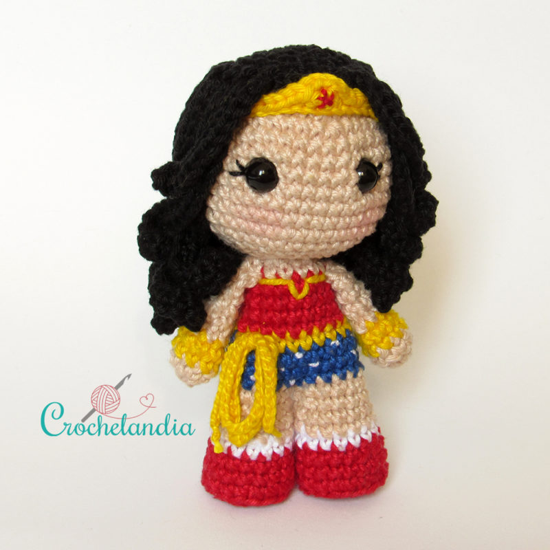 Toy Art Mulher Maravilha