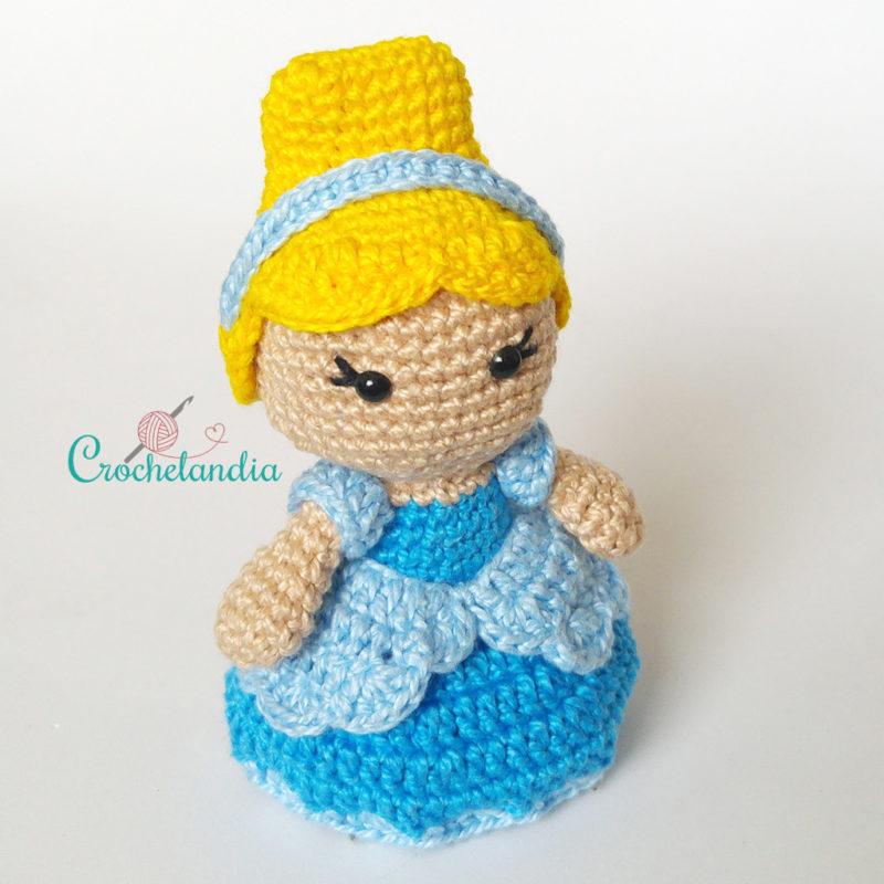 Toy Art Cinderela