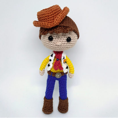 Woody, Toy Story - by Pupi Popi