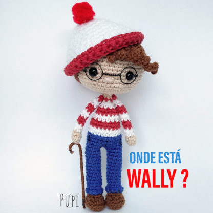 Onde está Wally? - by Pupi Popi