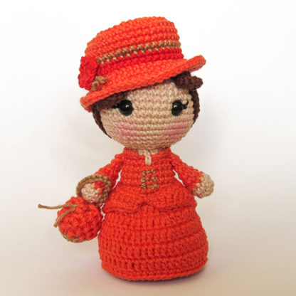 Toy Art Amigurumi Madame Bovary